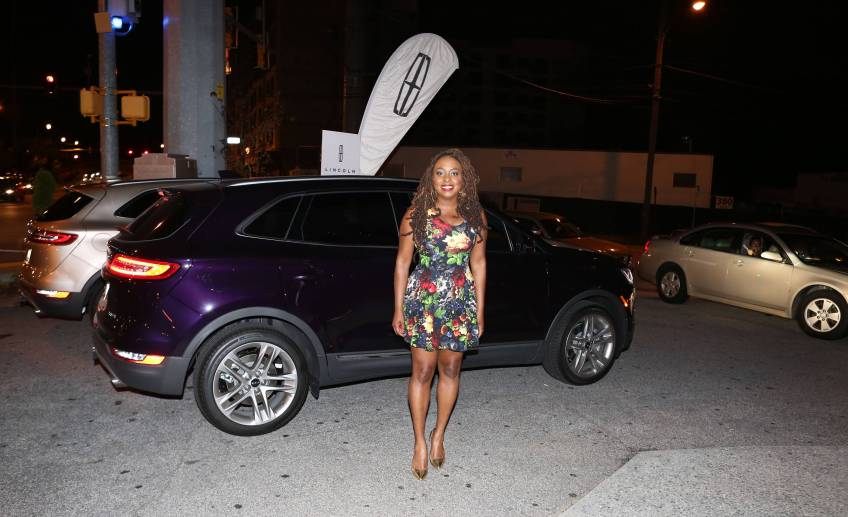 Lincoln VIP Experience with Ledisi
