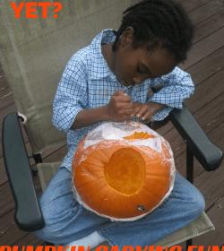 Halloween DIY: Carving Pumpkins
