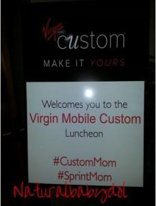 Virgin Mobile Custom VIP Luncheon