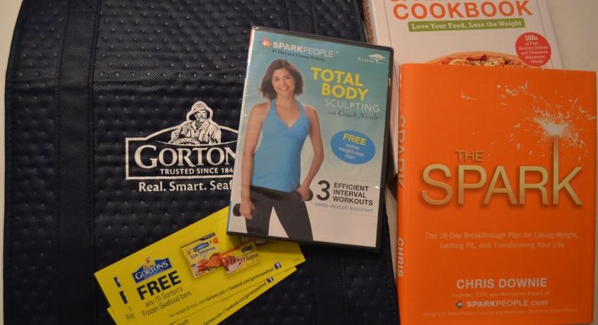 Gorton's Seafood & Spark People