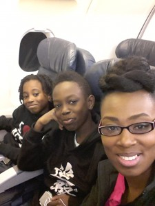 In Flight to Atlantic City