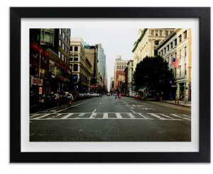 Chelsea New York City Limited Edition Print by Kaila Keller