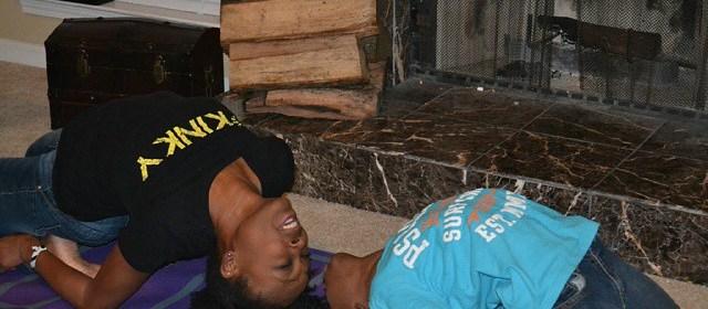 #LetsGetFlexyIn2015 February Yoga Challenge Wk 3