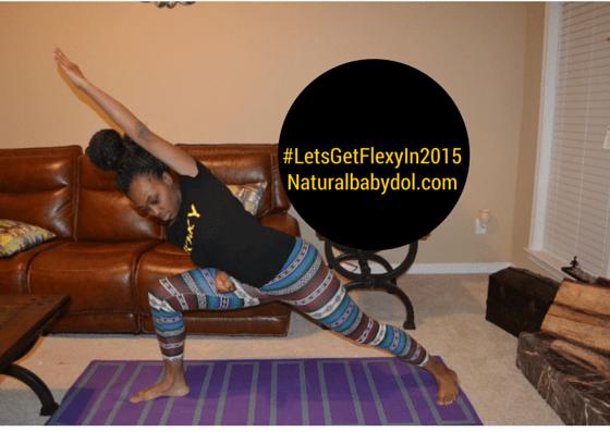 #LetsGetFlexyIn2015 Naturalbabydol Yoga