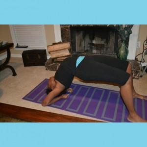 Yoga. Naturalbabydol, #Letsgetflexyin2015