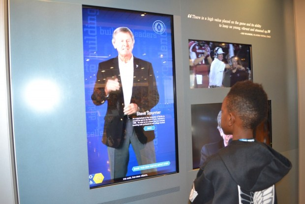 Naturalbabydol, College Football Hall Of Fame