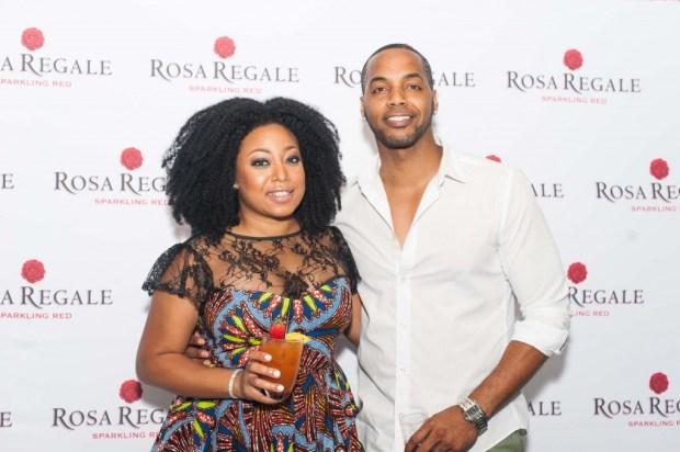 Rosa Regale Scandal Watch Party