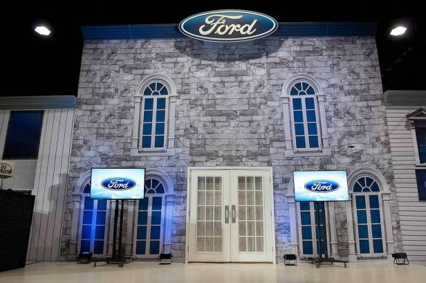 Ford Ride & Drive Experience, Ford Neighborhood Awards, Steve Harvey, Ford