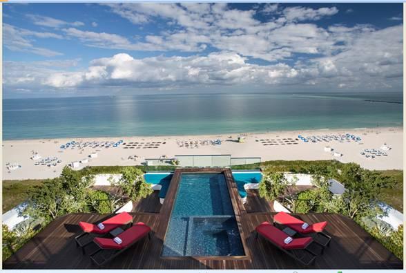 """""""Miami Hilton-Bentley"""""""