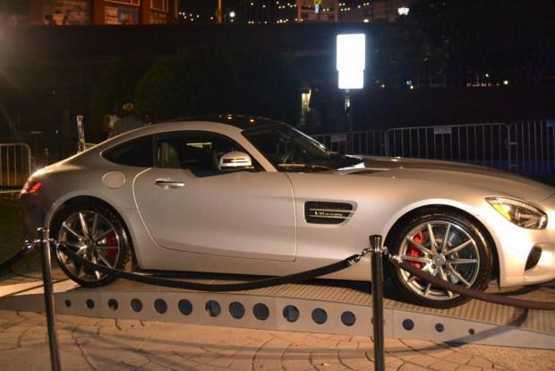 """Mercedes Benz"" ""Evolution Tour"" ""Luxury Cars"""