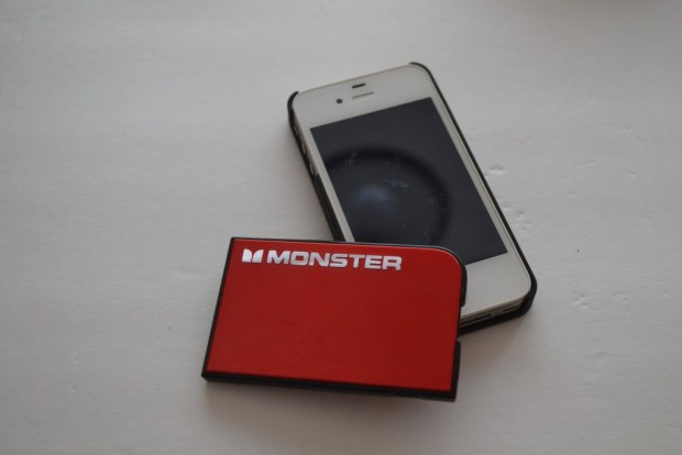 """""""Monster"""" """"Travel"""" """"Monster Powercard"""" """"Monster Selfie Case"""""""
