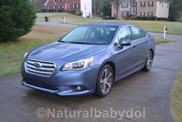 """Subaru Legacy"" ""Sedan"" ""Car Review"" ""Travel"""