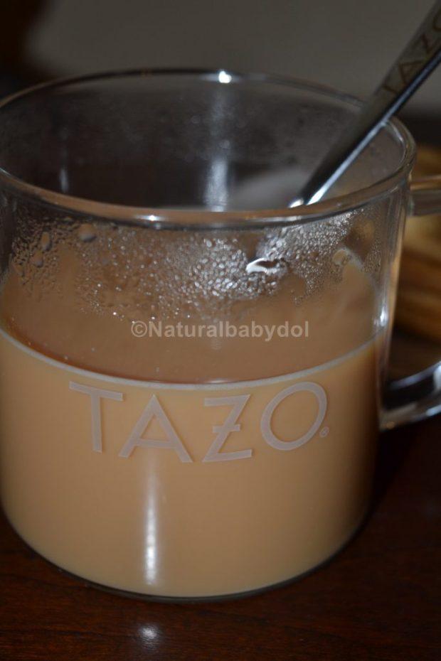 """Starbucks"" ""Tazo"" ""TAZO® Chai Latte K-Cup® pods"" ""Padma Lakshmi"""