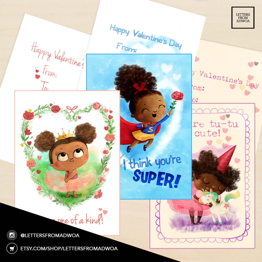 Letters From Adwoa