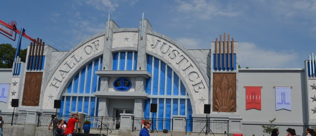 Justice League Battle For Metropolis 4D Opens At Six Flags Over Georgia