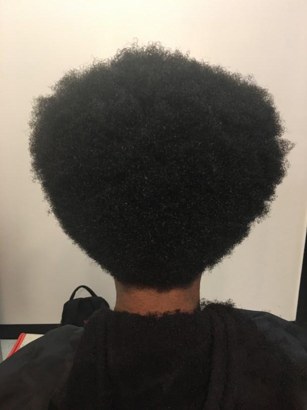 """Natural hair"" ""Make Love"" ""Eric Scissor Hines"" ""Big Chop"" ""Taper Cut"" ""Savannah"" ""Georgia"""