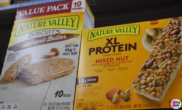 """""""Nature Valley XL Bar"""" """"Naturalbabydol"""" """"Active Kids"""" """"Travel"""" Nature Valley"""" """"Sweet & Salty"""" """"Sports"""""""