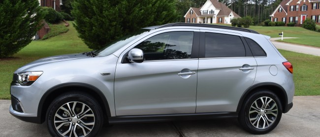 Three Reasons Why The 2017Mitsubishi Outlander Is A Family Vehicle
