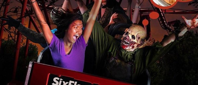 Fright Fest – Six Flags Over Georgia