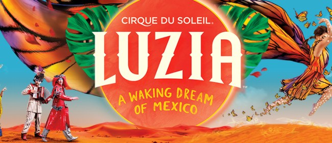 Cirque du Soleil's LUZIA – Atlanta