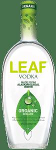 """Leaf Vodka"" ""Alaskan Glacial Water"" ""Organic Vodka"" ""Naturalbabydol"" ""Holiday Gift Guide"" ""Spirit"""