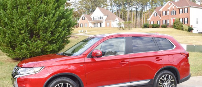 2018 Mitsubishi Outlander GT S-AWC Review