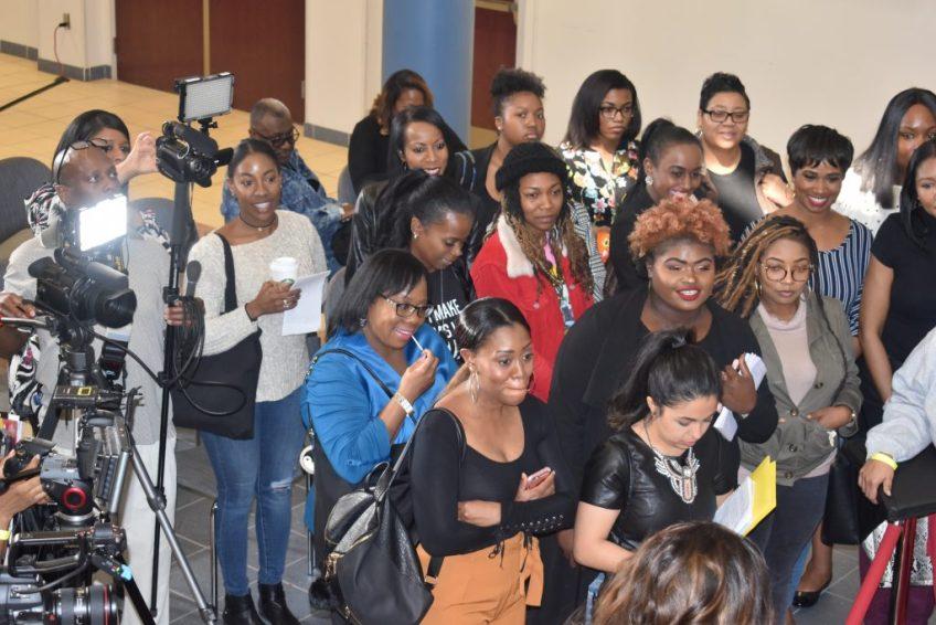 """Black Women In Film"" ""Naturalbabydol"" ""Film"" ""McIvy Media"" ""Zane"" ""Sex Chronicles"" ""Addicted"" ""Media Girl"""