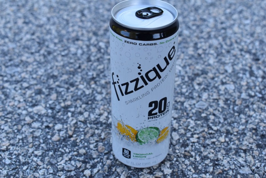 """""""Fizzique"""" """"Sparkling Protein Water"""" """"Water"""" """"Fitness"""" """"Yoga"""" """"Fit Approach"""" """"Mom Life"""""""