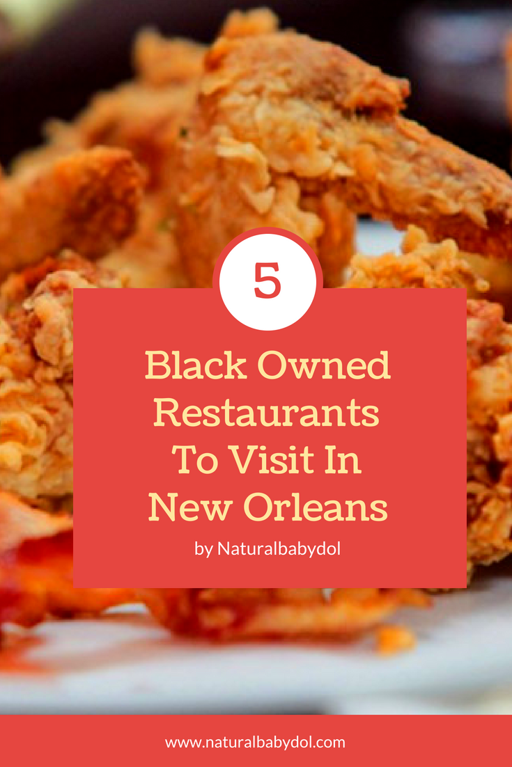 5 Black Owned Restaurants To Visit In New Orleans