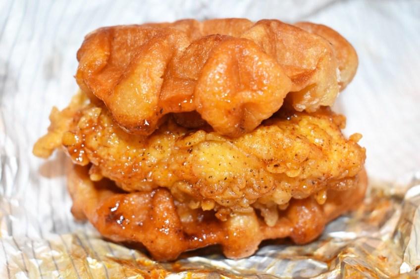 KFC Chicken & Waffle