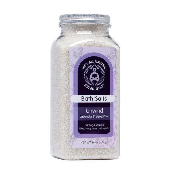 Green Goo Unwind Bath Salts