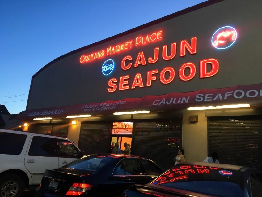 New Orleans Cajun Seafood
