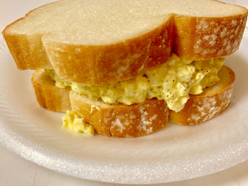 Hood Egg Salad Sandwich