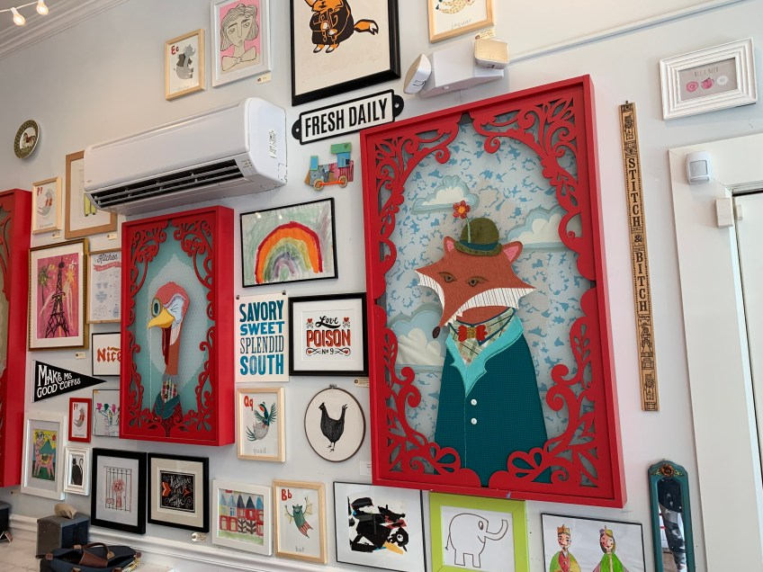 Henny Penny Art Space & Cafe