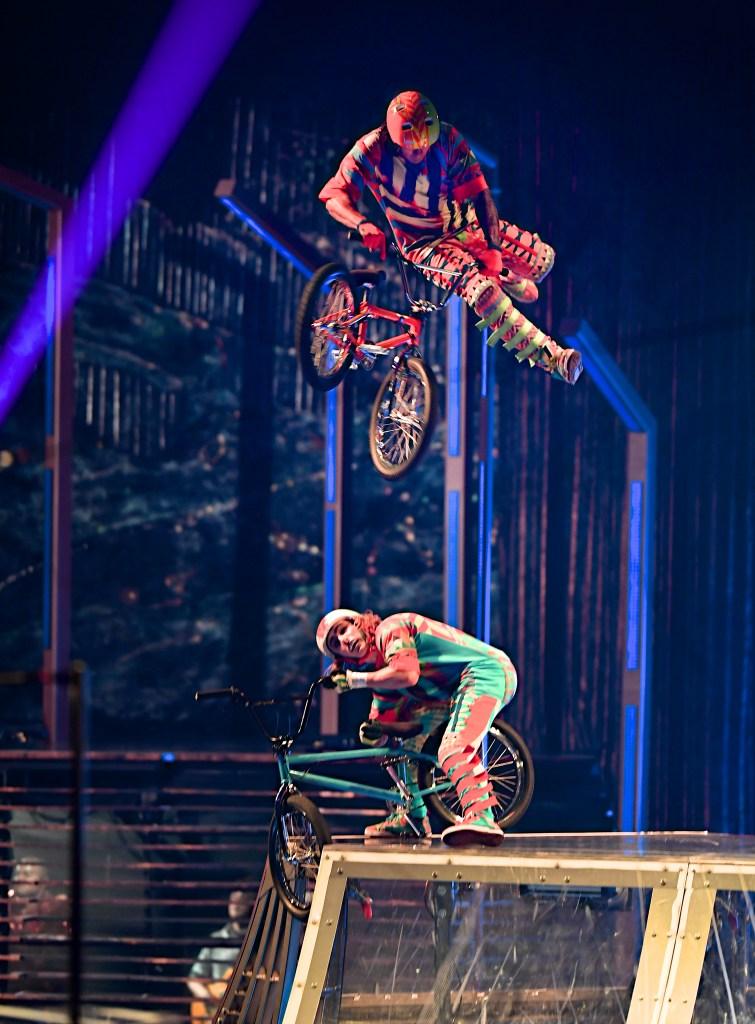 VOTLA: BMX Riders