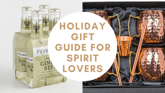 Spirits Holiday Gift Guide