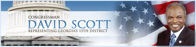 Congressman David Scott