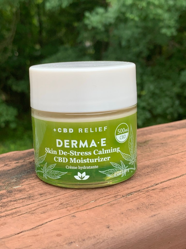 Derma-E Skin De-Stress Calming CBD