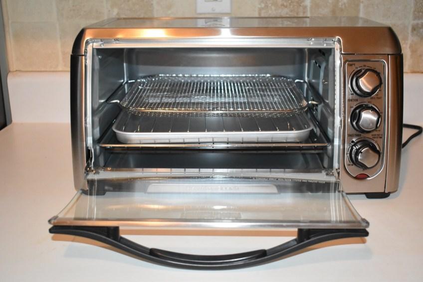 Hamilton Beach Sure Crisp™ Air Fryer Oven