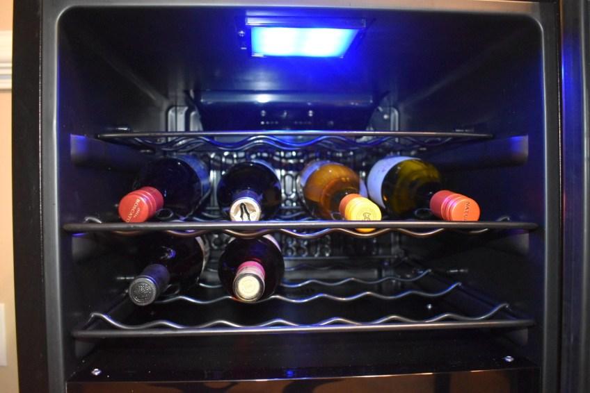 43 Bottle Wine Fridge