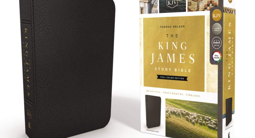 Thomas Nelson The King James Study Bible