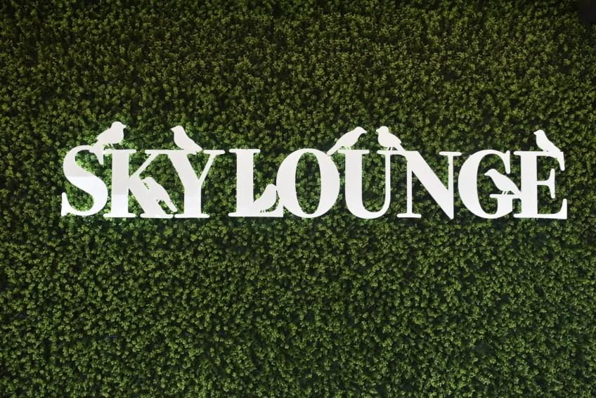 Sky Lounge at The Glenn Hotel