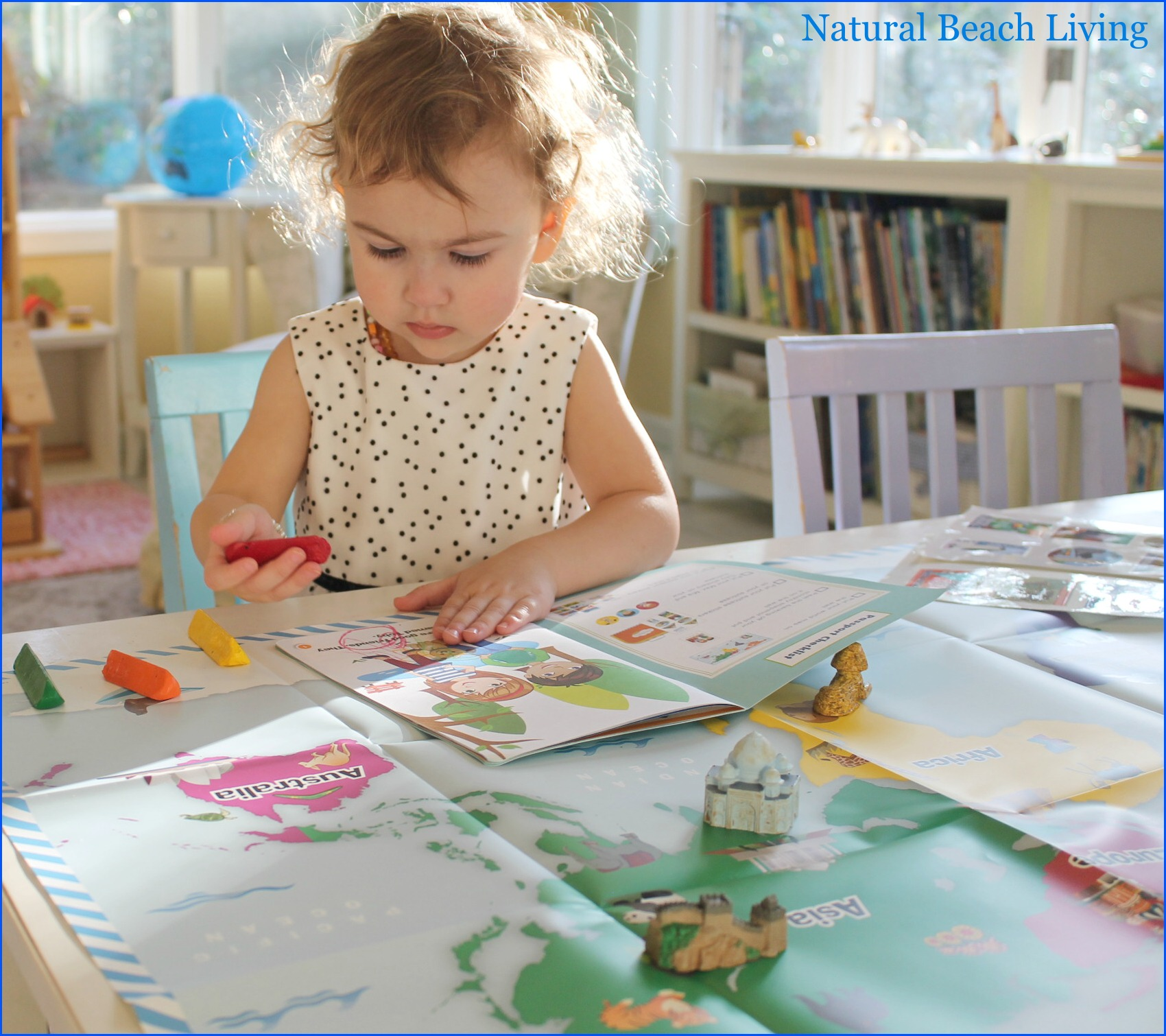 Geography For Toddlers Amp Preschoolers With Early Explorers