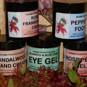 Aromatherapy Creams & Gels