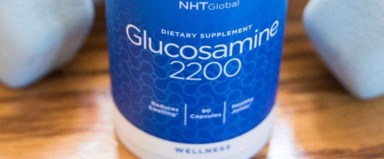 Buy Glucosamine 2200 by NHT Global