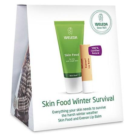 Weleda Skin Food Winter Survival Kit