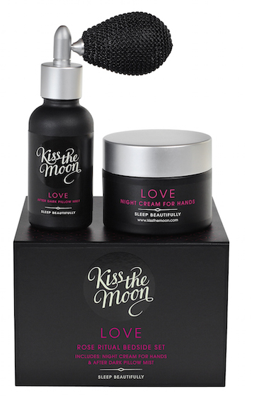 Kiss The Moon LOVE Bedside Ritual Set