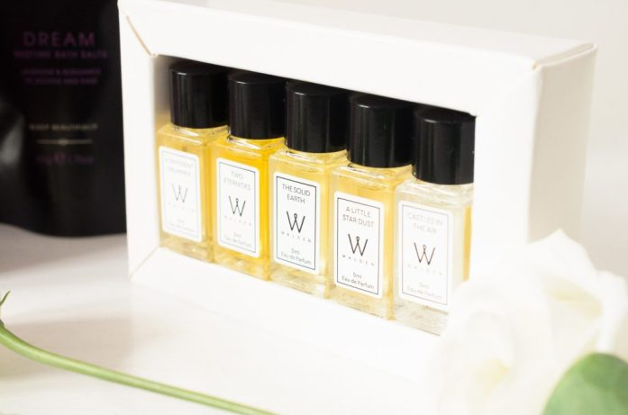 WaldenNatural Perfume Gift Set