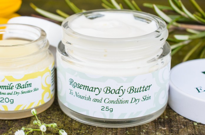 Ezápé Naturals Rosemary Body Butter