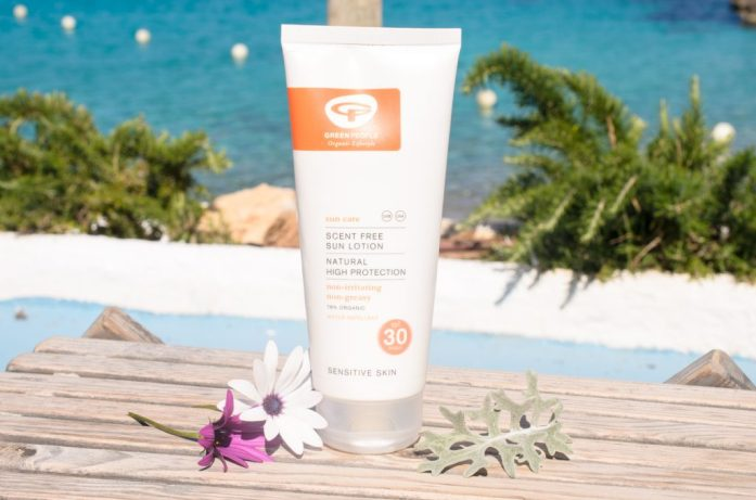 Green People Scent Free Sun Lotion SPF 30